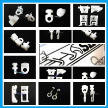 Silent Gliss Curtain Track Spares Gliders Brackets Hooks Roman Blind Rail Parts